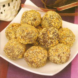 Bniwen au biscuit et aux cacahuètes