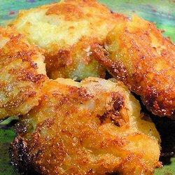 Croustilles ou galettes de pommes de terre