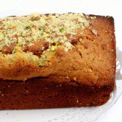 Mini cakes aux noisettes et pistaches