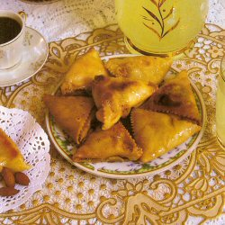 Samsa (Triangles aux amandes)