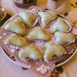Trèfles aux amandes (L'Raech)