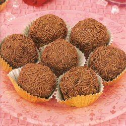Truffes de vermicelle au chocolat
