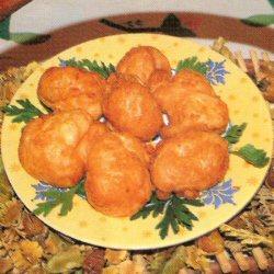 Boulettes au fromage